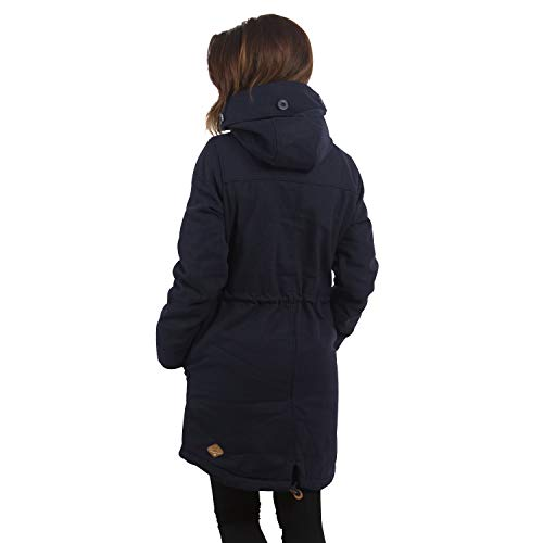Ragwear Damen Wintermantel Parka Elba Coat A - 3