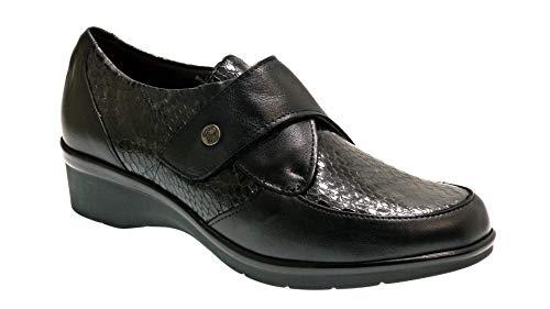 PITILLOS Zapatos con Velcro 5714 para Mujer 36 EU