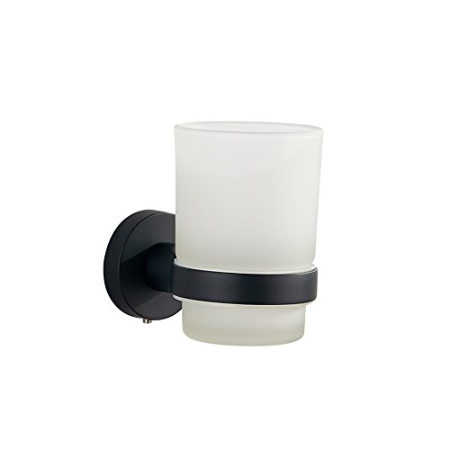 LY-toothbrush cup holder Wand-Zahnbürstenhalter Bad Zähne putzen Tassen Tassen Zahnbürsten - Cup Zahn Holder