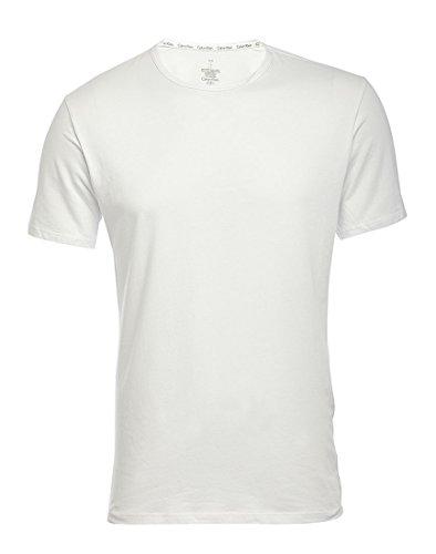 Calvin Klein Men's 2p S/S Crew Neck T-Shirt