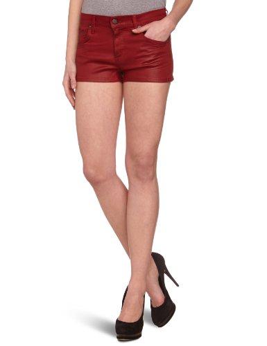 Citizens of Humanity Damen Jeans Normaler Bund 973-818/ VMPR/ Hotpants conted, Gr. 25, Rot (VMPR) -