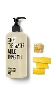 All Natural Lemon Honey Soap 200ml
