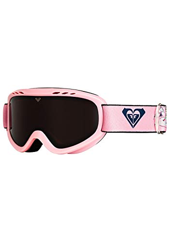 Roxy Sweet Masques de Ski/Snowboard Fille, Prism Pink Snow Trip, FR Fabricant : Taille Unique