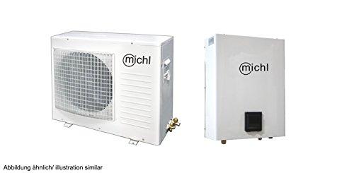Michl split Luft/-Wasser Wärmepumpe 4.0 kW