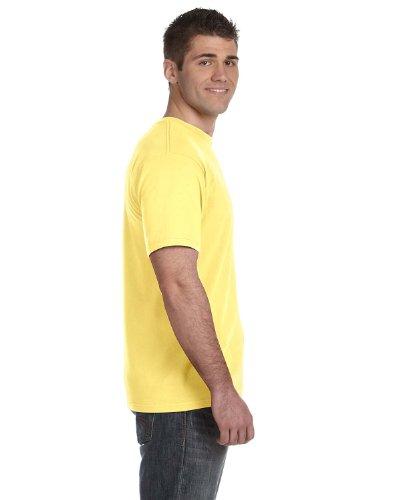 Koi auf American Apparel Fine Jersey Shirt Spring Yellow