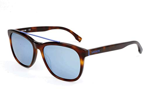 Lacoste Herren L822S 214 55 Sonnenbrille, Braun (Havana),
