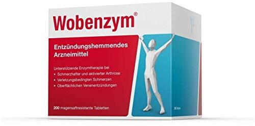 Wobenzym, 200 St. Tabletten