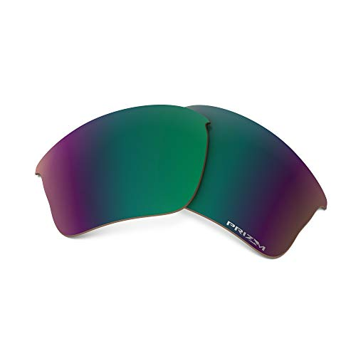 Oakley Lenses 101-105-008 Prizm Fresh Water Flak Jacket Acc Lens Sunglasses Polarised Lens Category 3 Lens Mirrored -