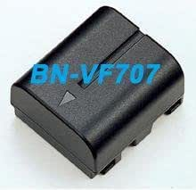 Moondocom - Batterie JVC BN-VF707U / BN-VF14 (BNVF707U / BNVF14) GR-D240EK, GR-D247EK, GR-D250EK, GR-D260EK, GR-D270EK, GR-D290EK GR-D320EK, GR-D340EK, GR-D366EK, GR-D, 370EK, GR-D390EK, GR-DF420EK, GR-DF425, GR-DF430, GR-DF450, GR-DF460EK, GR-DF470EK 1200 Mah