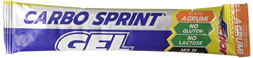 Carbo sprint gel (agrumi) - confezione da 25 stick da 25 ml