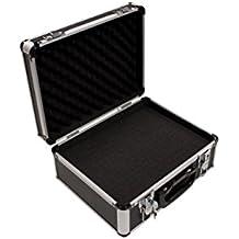 PeakTech Maletín universal, M, 320x 250x 150mm, con material de espuma protectora preformada en cubos, 1unidad, P 7300