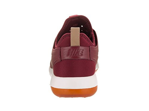 ... NIKE ROSHE TWO LEATHER PRM - 881987-600 - SCARPA UOMO Amaranto ... 861acb96dbe