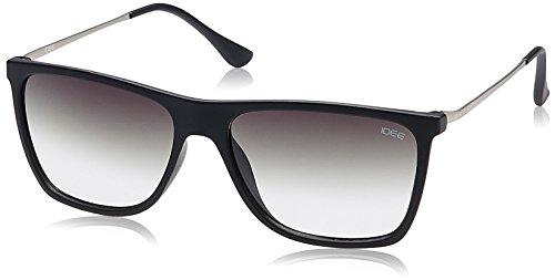 IDEE Gradient Square Men's Sunglasses - (IDS1934C1SG|56|Green Gradient lens) image