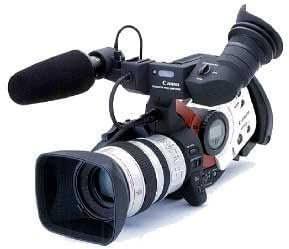 Canon DM-XL1s Professional Mini DV Camcorder – (Discontinued by Manufacturer)