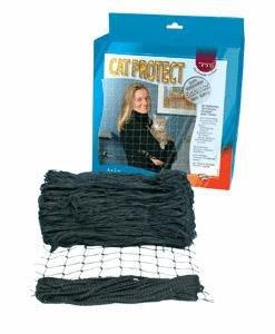 Trixie 44341 Schutznetz, 8 x 3 m, schwarz