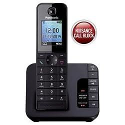 Panasonic single line digital cordless KX-TGH220UEB