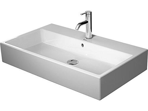 Duravit lavabo Vero Air 800mm 3grifo agujeros color blanco, WG, 23508000301