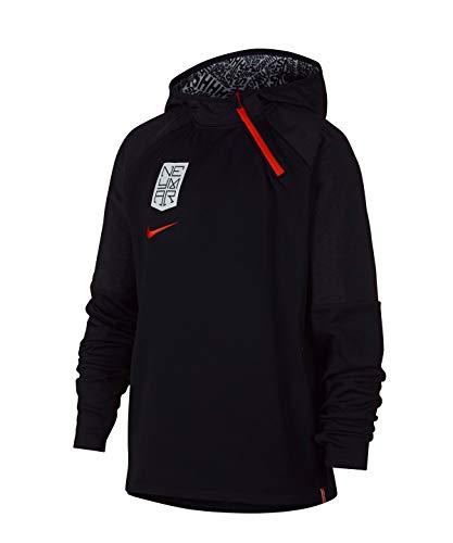 Nike Kinder NYR B Nk Dry Qz Jacke, Schwarz, S