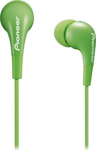 Pioneer SE-CL502 - Auriculares, Color Verde