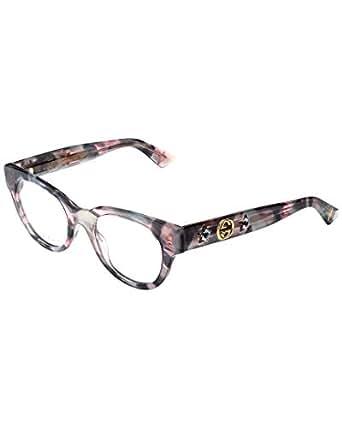 370f484c2df19 Lunettes de vue Gucci GG 0209 O 003: Amazon.fr: Vêtements et accessoires
