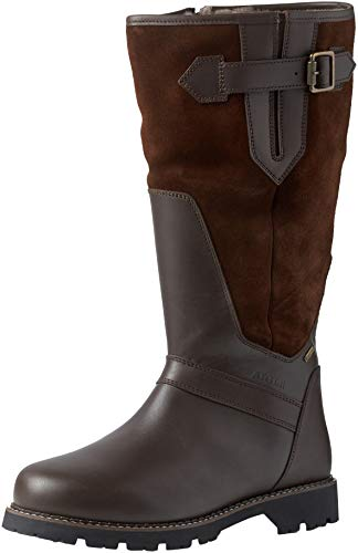 Aigle Parfield Fur Gore-Tex, Bottes & Bottines Cavalieres Homme, Marron (Brown), 45 EU