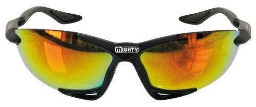 Mighty Fahrrad-/ Sportbrille, matt schwarz
