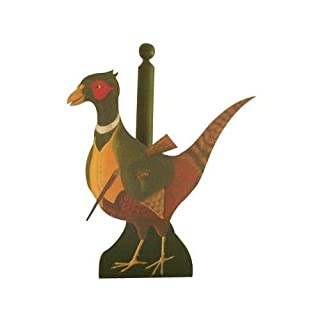 Anthony Steuart Country Theme Pheasant Paper Roll Holders