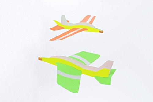 aeroplano boomerang Looper Looper (introduciendo 2 aviones)