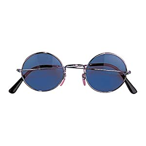 WIDMANN Gafas caratteriali con lentes, azul Unisex-Adult, talla única, vd-wdm67327