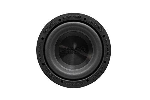 Earthquake Sound SLAPS-M8 8-inch Passive Radiator for Home or Car Subwoofer Slim-serie Subwoofer