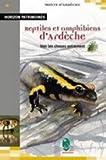 Reptiles & amphibiens d'Ardèche