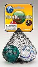 Marbles: Pak-a-Mammoths