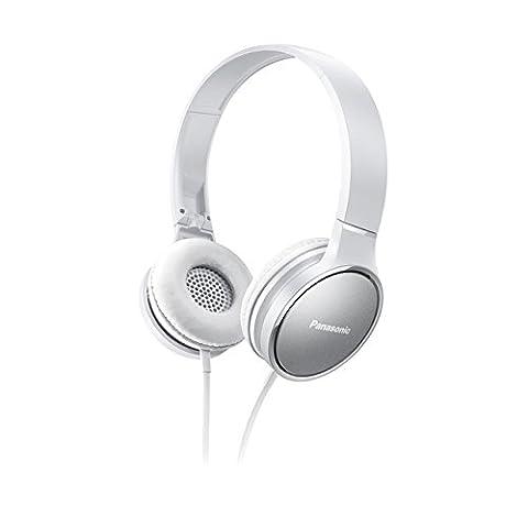 Panasonic rp-hf300Silver/White Hörer