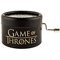 Caja musical Juego de Tronos. El mejor regalo para los fans de la serie. Mecanismo musical con la melodía de cabecera.