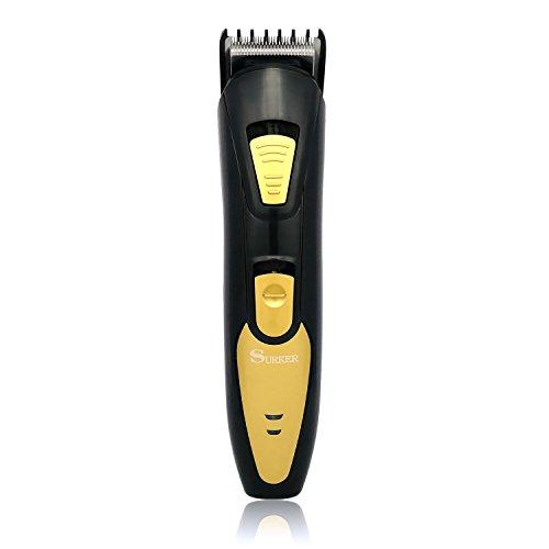 Surker Mini Cortadora cabello Afeitadora profesional