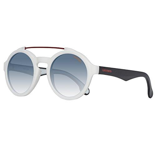 Carrera Unisex-Erwachsene 002-S-4NL-KU Sonnenbrille, Weiß (White), 51