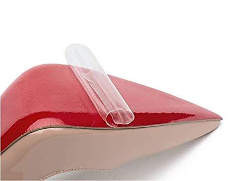 Uteruik Clear Heels Sole Sticker-Protector per Tacchi Alti Rossi Bottoms