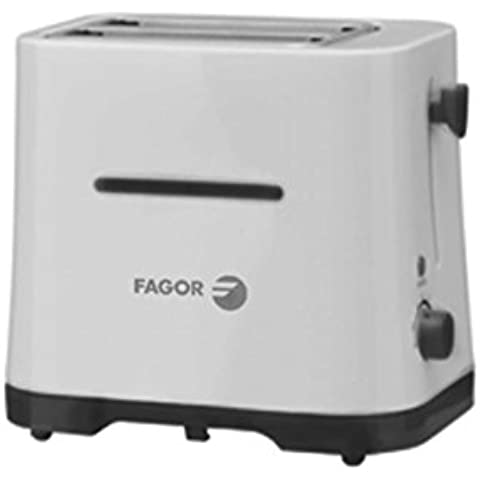 Fagor TT-502SE - Tostador, 700 W, 2 ranuras