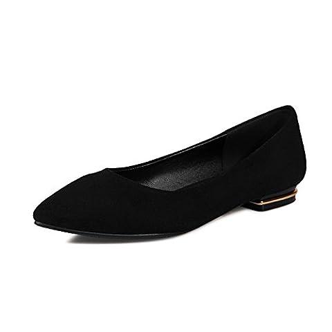 BalaMasa , Sandales Plateforme femme - noir - noir,