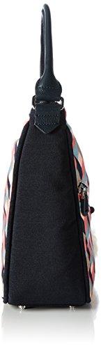 Kipling Easy Monday, Sacs portés épaule Multicolore (Mosaic Print)