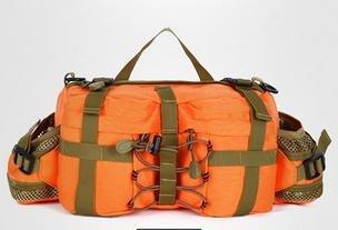 Zll/New Multifunktions Taschen Taschen Camo Armee Fan Outdoor Sports wasserdichte Sport Taschen Orange