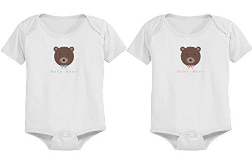 Love - Body - Bébé (garçon) 0 à 24 mois Blanc blanc 24 mois