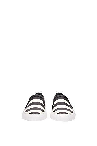 BE08955164004 Givenchy Pantoufle Femme Cuir Noir Noir