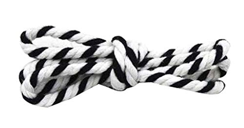 Black Temptation Farbige Baumwolle Seil DIY handgewebte Seil Dekoration Seil, 10 m/Rolle -