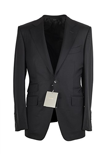 CL - TOM FORD O?Connor Black Suit Size 50C / 40S U.S. Wool Fit Y