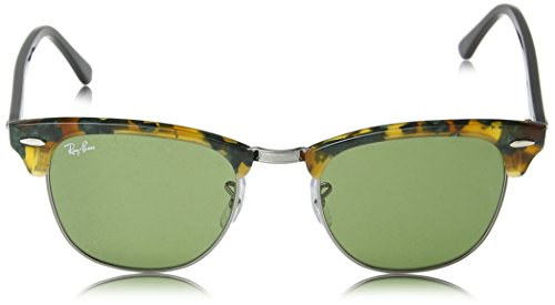 Ray-ban Men Mod. 3016 Sunglasses, spotted green havana (spotted green havana), size 51