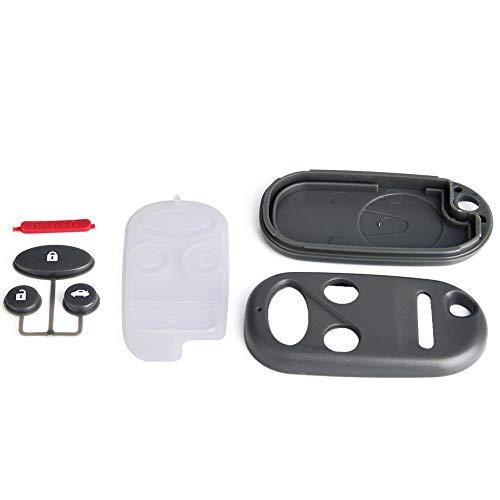 häuse, Autoschlüssel-Schutz, Autoschlüssel-Schutz, Funkschlüssel-Gehäuse ohne Chip ()