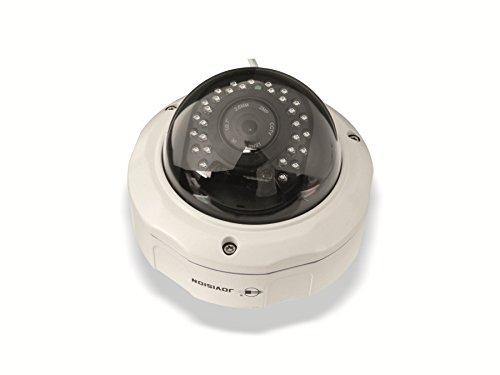 JVS-N3DL-DC/Jovision Dome IP Kamera Außen für Outdoor, 1 MegaPixel, HD, 720P, Außenkamera, Überwachungskamera, Sicherheitskamera, Bewegungserkennung, Email Alarm