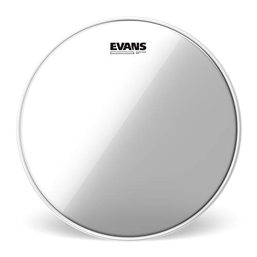 Evans Parche transparente redoblante lateral