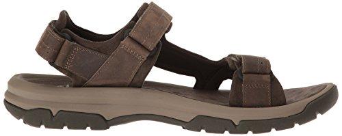 Teva Langdon Sandal Ms, Chaussures DAthlétisme Homme Marron (Walnut)
